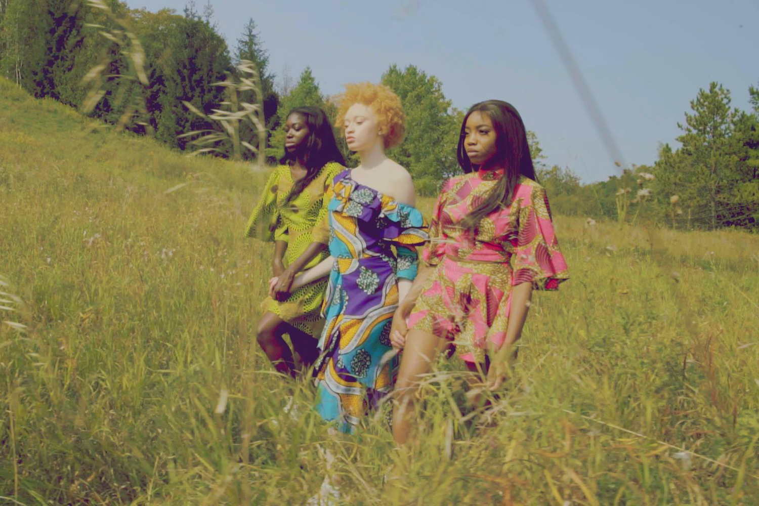 Sisterhood and Style Combine in Sororum Fashion Film