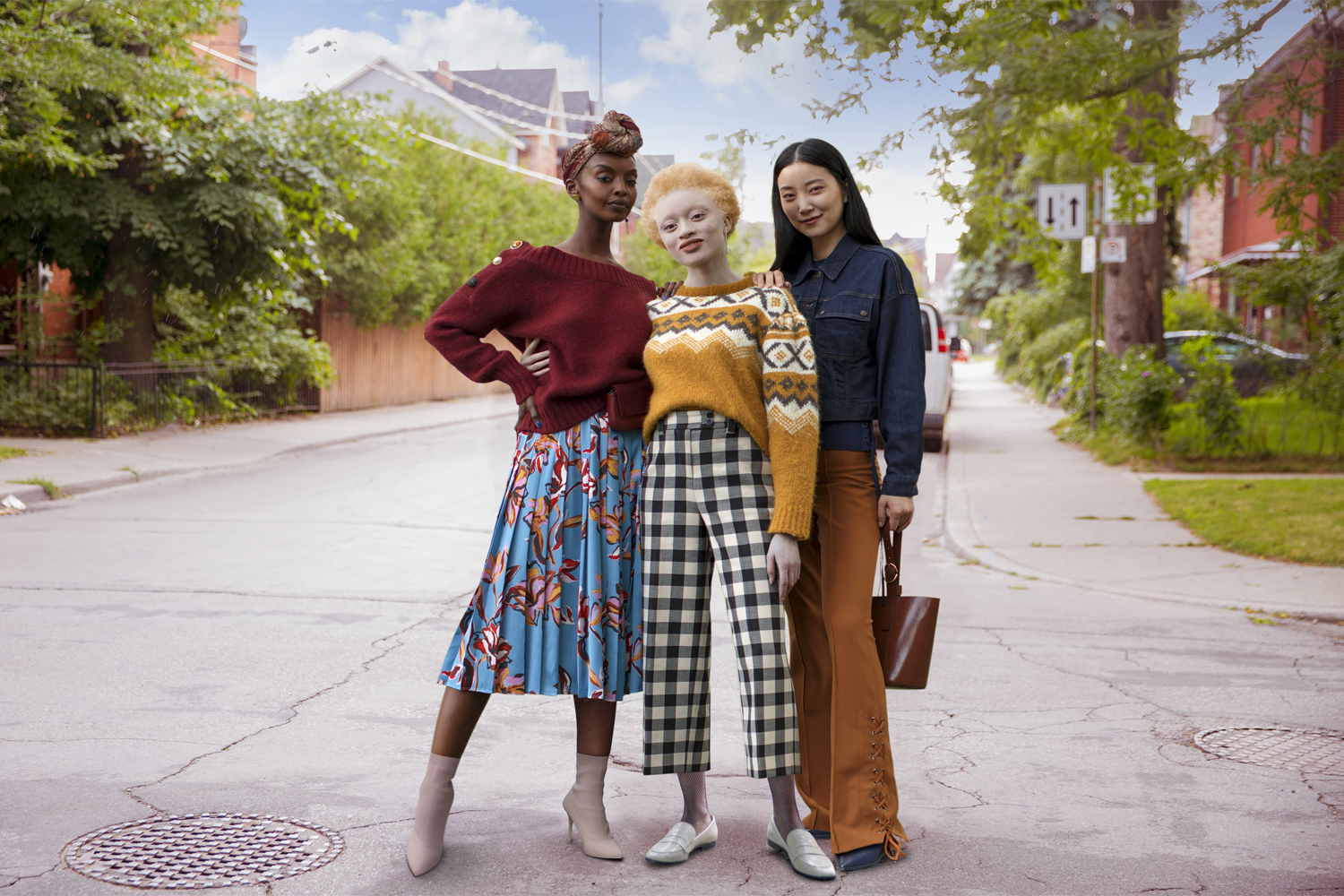 Introducing Nordstrom's First Canada-Wide Campaign